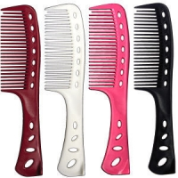 YS Park 601 Self Standing Tint Comb YS-CM601 black white pink red