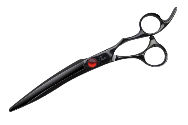 Tara XP Black Titanium TARA-XPBK Miracle Steel Professional Hair Cutting Shears