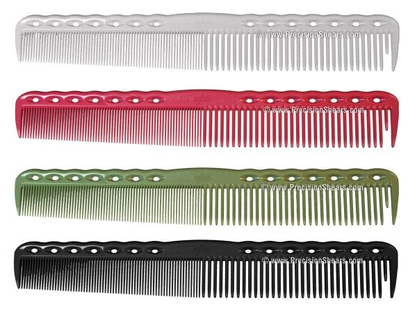 YS Park 334 Fine Cutting Grip Hair Comb Basic