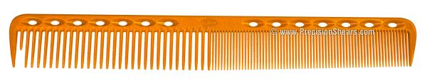 YS Park 339 Mizutani Orange Hair Cutting Comb