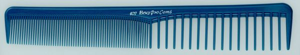 Beuy Pro 107 Tapered Hair Cutting Comb