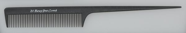 Beuy Pro 21 Tail Comb