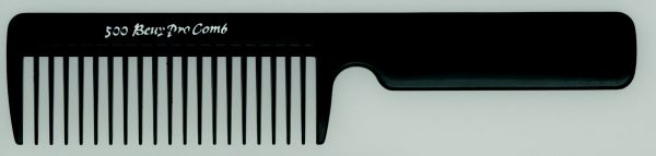 Beuy Pro 500 Flat Top Hair Comb
