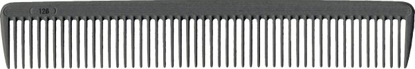 BW Carbon Hair Comb 126