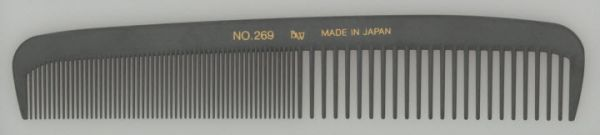 BW Carbon Hair Comb 269