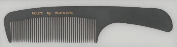 BW Carbon Hair Comb 272