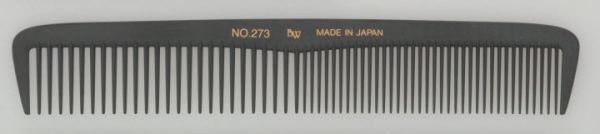 BW Carbon Hair Comb 273