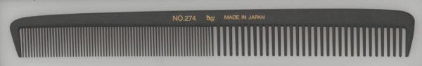 BW Carbon Hair Comb 274