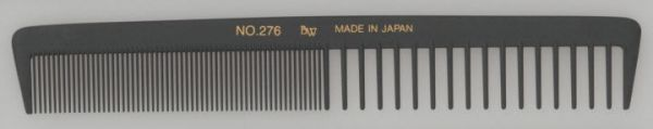 BW Carbon Hair Comb 276