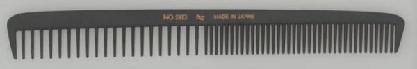 BW Carbon Hair Comb 283