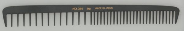 BW Carbon Hair Comb 284