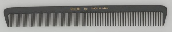 BW Carbon Hair Comb 285