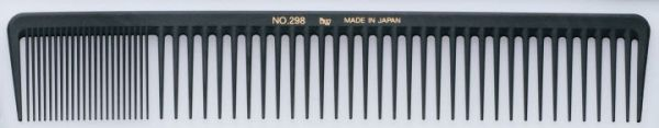 BW Carbon Hair Comb 298