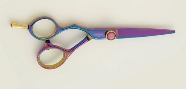Shisato Debut Rainbow L-R Left Handed Professional Hair Cutting Shears