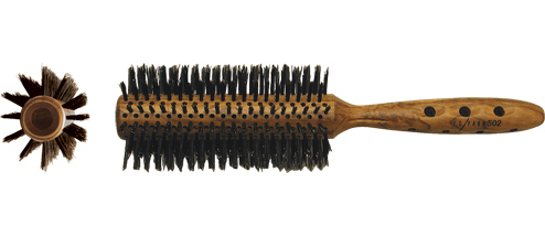 YS Park 502 Super Straight Styler Brush
