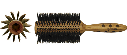 YS Park 602 Straight Shine Styler Brush