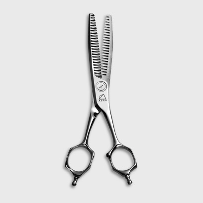 Mizutani Acro Dual ZD-3 Cobalt Hair Thinning Scissors 15 % Cut Ratio