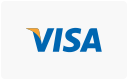 Visa as a Payment Method Available